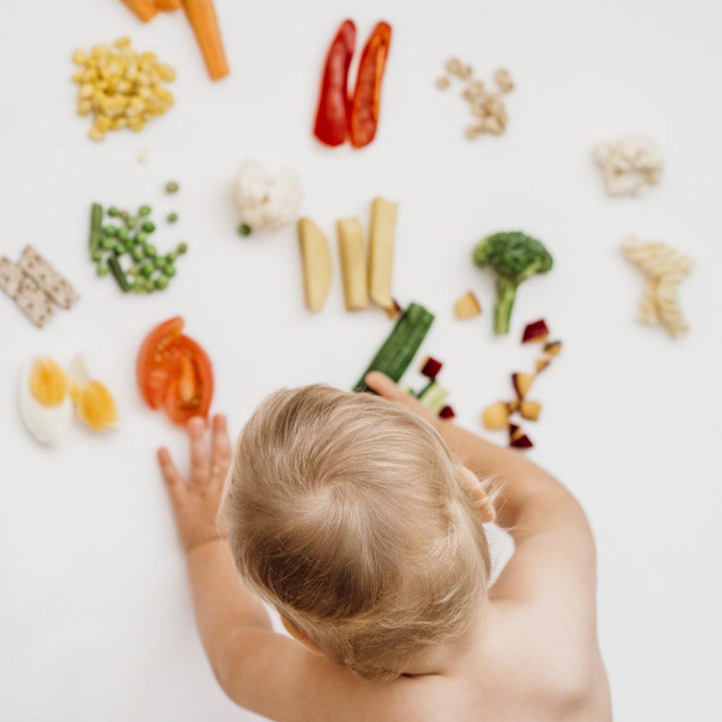 Gesunde Ernährung in der Kintawelt